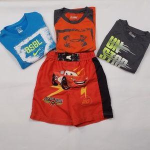 BUNDLE!! Under Armour/Nike Shirts